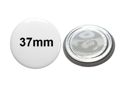 37mm Button mit Neodymmagnet