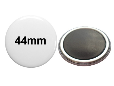 44mm Button mit Softmagnet