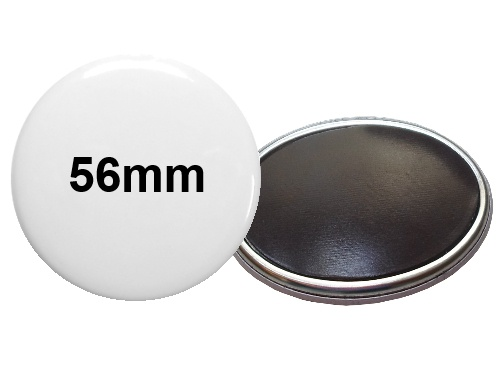 56mm Button mit Softmagnet